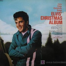 Discos de vinilo: ELVIS PRESLEY , CHRISTMAS ALBUM EDICION ALEMAN. Lote 62578856