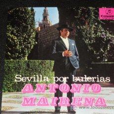 Discos de vinilo: ANTONI MAIRENA - AÑO 1967 - COLUMBIA SCGE81 281. Lote 10200333