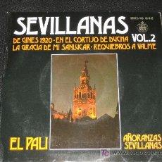 Discos de vinilo: EL PALI - AÑO 1974 - HISPAVOX HHS16842. Lote 10200490