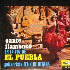 Discos de vinilo: EL PUEBLA - AÑO 1971 - MARFER M812. Lote 10200516