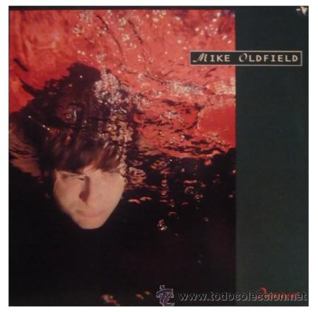 MIKE OLDFIELD - INNOCENT - MAXI SINGLE EN VINILO EDICION ALEMANA (Música - Discos de Vinilo - Maxi Singles - Pop - Rock Extranjero de los 70)