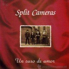 Discos de vinilo: SPLIT CAMERAS-UN CASO DE AMOR SINGLE 1990 PROMOCIONAL. Lote 10233594