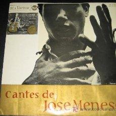 Discos de vinilo: CANTES DE JOSE MENESE -RCA VICTOR LSP 10300- AÑO 65. Lote 10245892