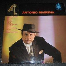 Discos de vinilo: ANTONIO MAIRENA FESTIVAL DE CANTE JONDO - AÑO 64 - HISPAVOX HH10-251. Lote 10245964