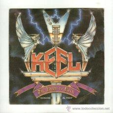 Discos de vinilo: KEEL - THE RIGHT TO ROCK. Lote 18423019