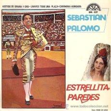 Discos de vinilo: ESTRELLITA PAREDES EP SELLO BERTA AÑO 1967 . Lote 10261846