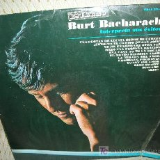 Discos de vinilo: BURT BACHARACH INTERPRETA SUS EXITOS 1969. Lote 26981935