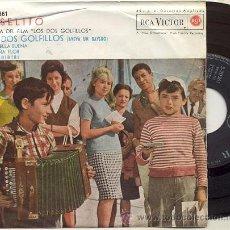 Discos de vinilo: EP 45 RPM / JOSELITO / LOS DOS GOLFILLOS // EDITADO POR RCA . Lote 22839683