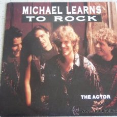 Dischi in vinile: MICHAEL LEARNS TO ROCK ( THE ACTOR - AFRICAN QUEEN ) 1991-HOLANDA SINGLE45 MEDLEY RECORDS. Lote 10299821