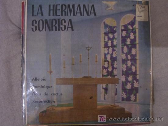 LA HERMANA SONRISA ALELUIA EP (Música - Discos de Vinilo - EPs - Solistas Españoles de los 50 y 60)