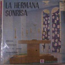 Discos de vinilo: LA HERMANA SONRISA ALELUIA EP. Lote 24877911