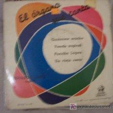 Discos de vinilo: EDUARDO GRILL - EL ORGANO QUE CANTA EP. Lote 25935423