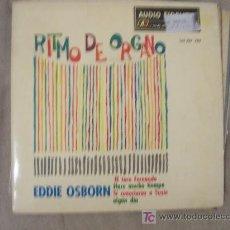 Discos de vinilo: EDDIE OSBORN - RITMO DE ORGANO EP. Lote 25935424