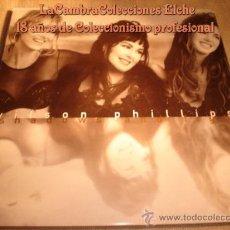 Discos de vinilo: DISCO LP - WILSON PHILLIPS. . Lote 10336169