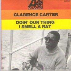 Discos de vinilo: CLARANCE CARTER - DOIN´ OUR THING **** ATLANTIC RECORDS. Lote 14247340