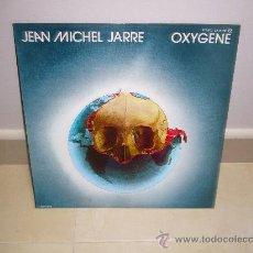 Discos de vinilo: JEAN MICHEL JARRE - OXYGENE - 33 RPM. Lote 10367013