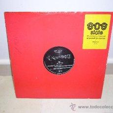 Discos de vinilo: 808 STATE - LET YOURSELF GO + DEEPVILLE - 33 RPM. Lote 10367048