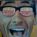 Discos de vinilo: LP - FREDDIE AND THE DREAMERS - HITS WITS - ORIGINAL INGLES, MUSIC FOR PLEASURE 1964. Lote 26576452