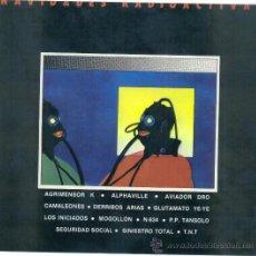 Discos de vinilo: NAVIDADES RADIOACTIVAS . AGRIMENSOR K. ALPHAVILLE. AVIADOR DRO. CAMALEONES.... (VINILO - LP 1982). Lote 10411499