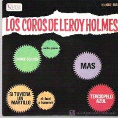Discos de vinilo: **** LEROY HOLMES - COROS ** UNITED ARTISTS *** EP 1963. Lote 11344105
