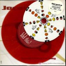 Discos de vinilo: JOCASTA - SOMETHING TO SOY (RADIO EDIT) / SWINGS AND ROUNDABOUTS - 1996 - DISCO ROJO. Lote 16682478