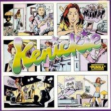 Discos de vinilo: KENICKIE - PUNKA / COWBOY - 1996 - COMO NUEVO. Lote 19835691