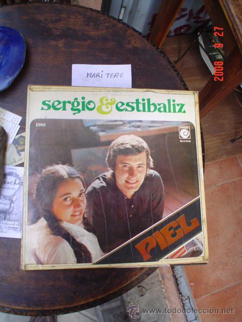 SERGI Y ESTIBALIZ (Música - Discos - LP Vinilo - Solistas Españoles de los 70 a la actualidad)