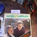 Discos de vinilo: SERGI Y ESTIBALIZ. Lote 26813187