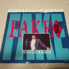 Discos de vinilo: ALEXANDER O'NEAL ( FAKE 88 - INNOCENT ) HOLANDA-1985 SINGLE45 TABU. Lote 10428127