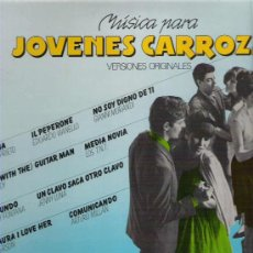 Discos de vinilo: MUSICA PARA JOVENES CARROZAS VOL 2 - SYLVIE VARTAN / GIANNI MORANDI / JENNY LUNA. Lote 14054822