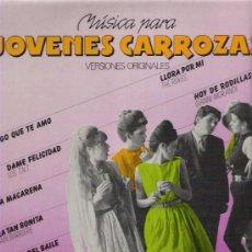 Discos de vinilo: MUSICA PARA JOVENES CARROZAS -VOL 3 THE ROKES / THE SPECTRUM / SYLVIE VARTAN / LOS CHEYENES. Lote 13789282