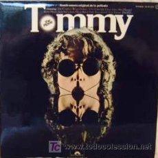 Discos de vinilo: TOMMY - BANDA SONORA ORIGINAL DE LA PELÍCULA. LP DOBLE. Lote 27297195