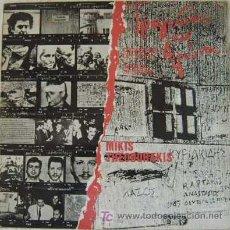 Discos de vinilo: MIKIS THEODORAKIS - CANCIONES DE LUCHA. Lote 26355366