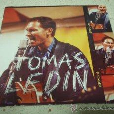 Discos de vinilo: TOMAS LENDIN ( EN DEL AV MITT HJARTA 2 VERSIONES ) 1990 SINGLE45 THE RECORD STATION. Lote 10451370