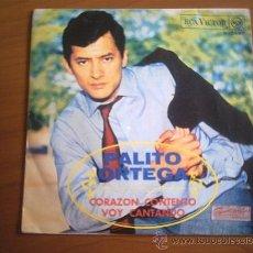 Discos de vinilo: PALITO ORTEGA - 1968 / RCA VICTOR. Lote 10457851