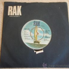 Discos de vinilo: HOT CHOCOLATE ( SO YOU WIN AGAIN - A PART OF BEING WITH YOU ) ENGLAND-1977 SINGLE45 RAK RECORDS. Lote 10460600