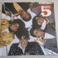 Discos de vinilo: 5 STAR ( FIND THE TIME - SKY ) GERMANY-1986 SINGLE45 RCA. Lote 10460715