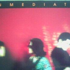 Discos de vinilo: INMEDIATOS,INMEDIATOS ALBUN DEL 91. Lote 10464251
