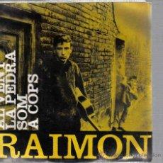 Discos de vinilo: EP RAIMON - AL VENT . Lote 27607577