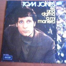 Discos de vinilo: TOM JONES - 1971. Lote 10487784