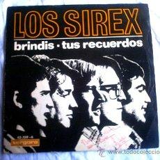 Discos de vinilo: LOS SIREX - 1967. Lote 17099691