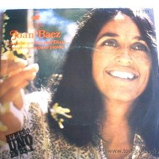 Discos de vinilo: JOAN BAEZ - 1971. Lote 10487961