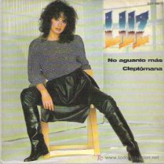 Discos de vinilo: LUZ - NO AGUANTO MAS / CLEPTOMANA *** ZAFIRO 1982. Lote 13805963