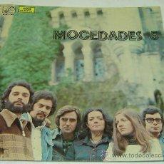 Discos de vinilo: DISCO LP VINILO - MOCEDADES-5 -ZAFIRO-. Lote 10500248