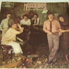 Discos de vinilo: DISCO LP VINILO LA MUSICA MOCEDADES -CBS-. Lote 10500261