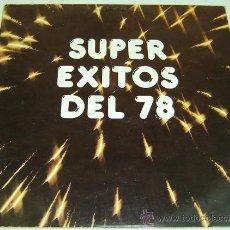 Discos de vinilo: DISCO LP VINILO SUPEREXITOS DEL 78 -ARIOLA-. Lote 10500314