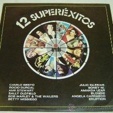 Discos de vinilo: DISCO LP VINILO 12 SUPEREXITOS -ARIOLA-. Lote 10500328