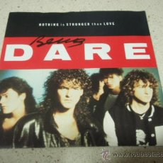 Discos de vinilo: DARE ( NOTHING IS STRONGER THAN LOVE - VALENTINO ) GERMANY-1989 SINGLE45 A&M RECORDS. Lote 10513267