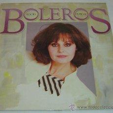 Discos de vinilo: DISCO LP VINILO BOLEROS ROCIO DURCAL -ARIOLA-. Lote 11335188