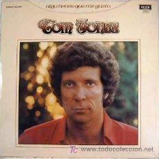 Discos de vinilo: TOM JONES - ALGO TIENES QUE ME GUSTA. Lote 25831982